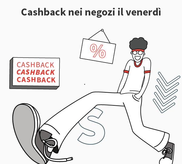 Satispay | CashBack nei mesi di Novembre e Dicembre!